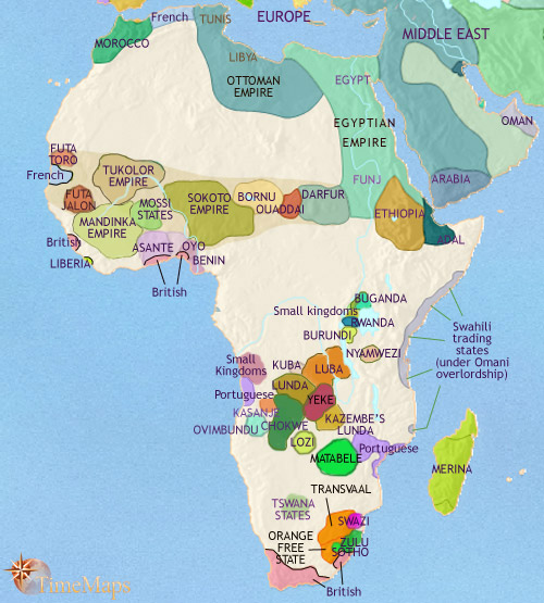 Suez Canal On Africa Map.Cultural War In Africa
