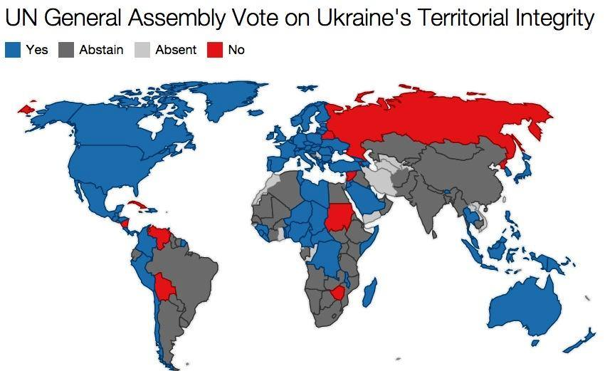 GIVE PEACE A CHANCE IN UKRAINE - Maps ukraine to us