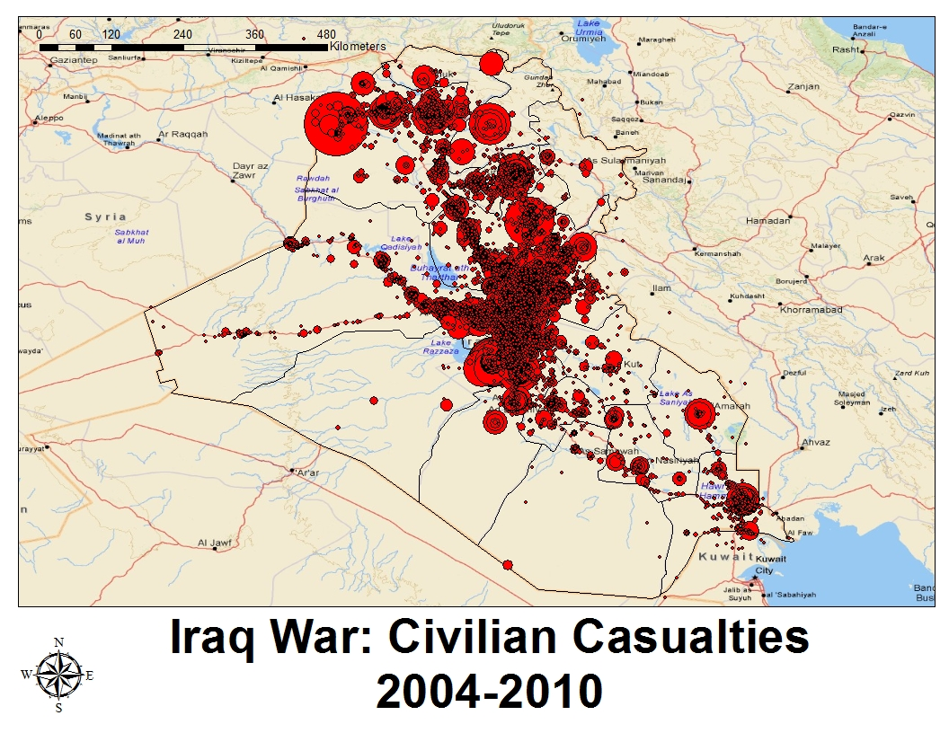 the effects of the iraq war The iraq war caused more than 150,000 deaths, cost trillions of dollars, and its repercussions continue to have strong effects in the region, on foreign policy.